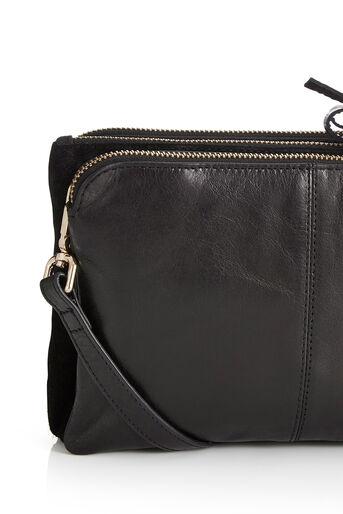 Oasis, Leather Daria Triple Black 3