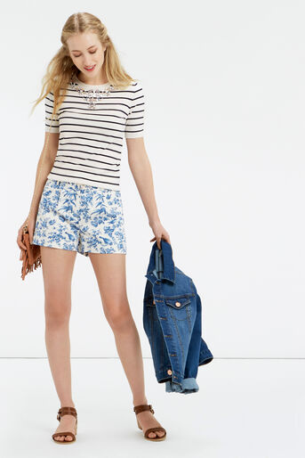 Oasis, Embellished stripe knit Multi 2