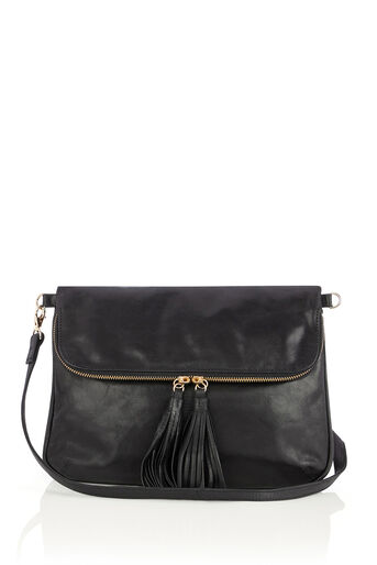 Oasis, Leather Clover X Body Black 0