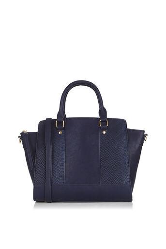 Oasis, Janee Tote Bag Navy 0