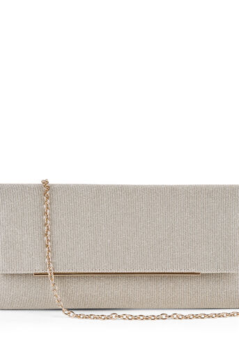 Oasis, CATHERINE CLUTCH BAG Gold 0