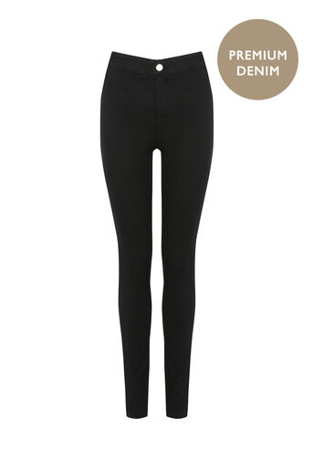 Oasis, Streamlined Skinny Jeans Black 0