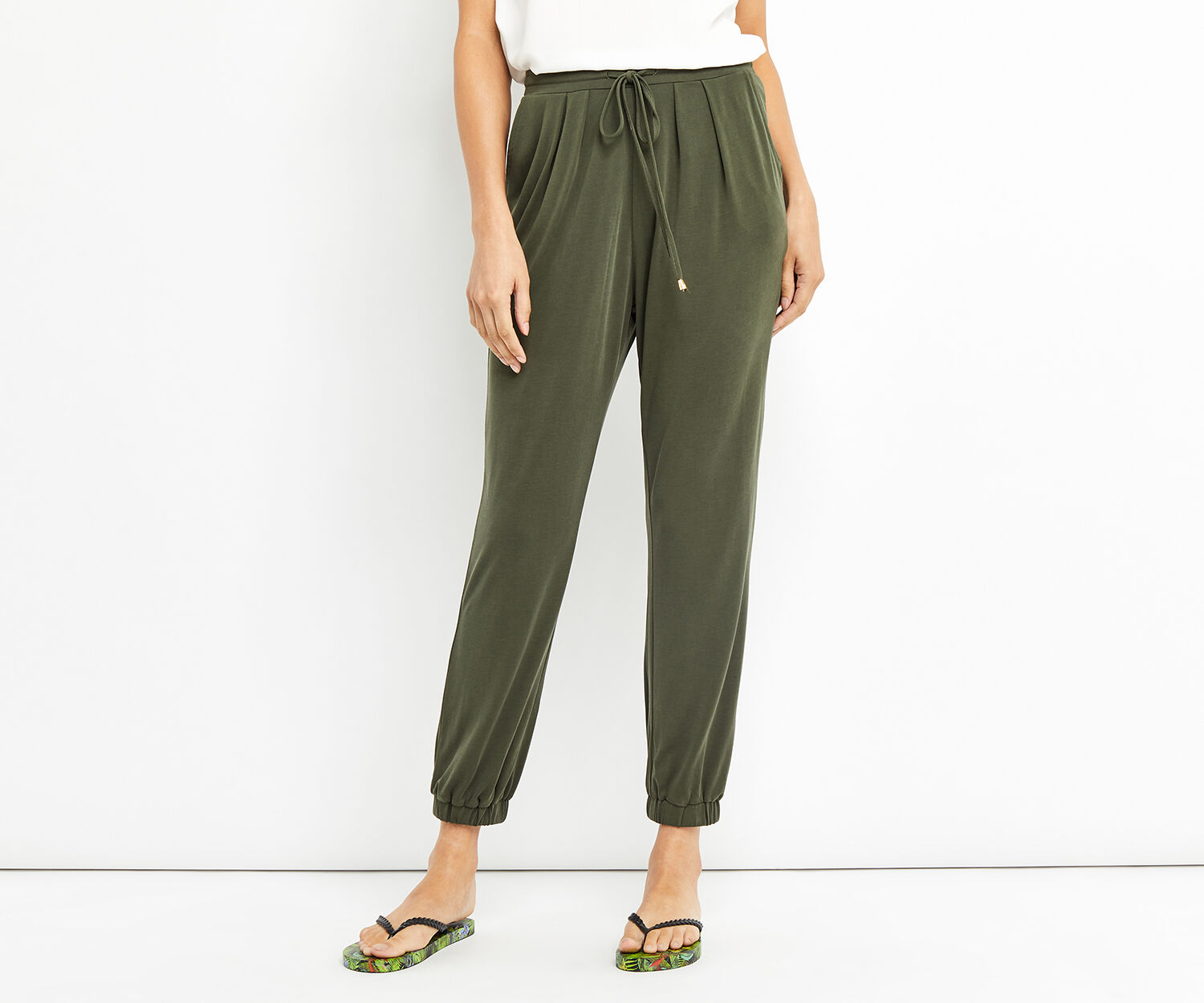 Oasis, SUPERSOFT JOGGER Khaki 1