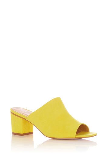 Oasis, MANDY MULE Mid Yellow 0