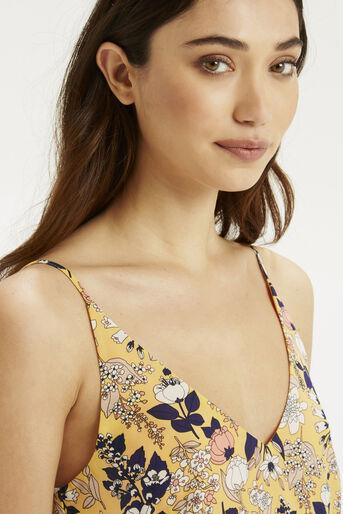 Oasis, Edie Floral Cami Multi Yellow 4