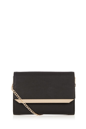 Oasis, SARAH CROSS-BODY BAG Black 0