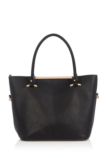 Oasis, TOPSY TOTE BAG Black 0