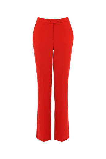Oasis, ULTIMATE RED SUIT TROUSER Rich Red 0