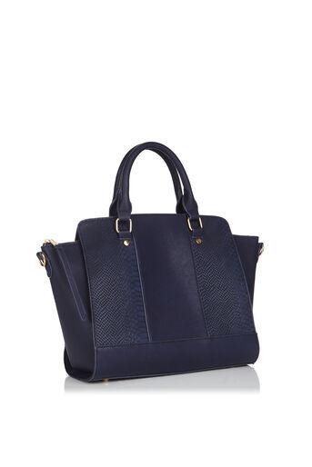 Oasis, Janee Tote Bag Navy 2