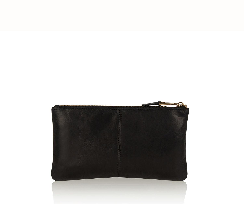 Oasis, Leather Iris Purse Black 1