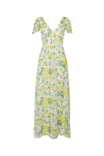 Oasis, SUMMER BLOSSOM MAXI Multi Natural 0