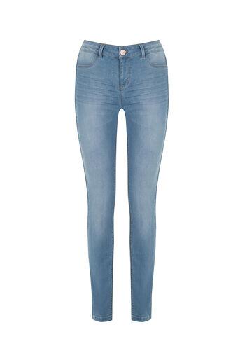Oasis, Jade Skinny Jeans Light Wash 0