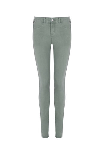 Oasis, Classic Skinny Jeans Pale Grey 0