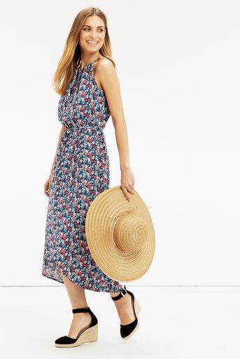 Oasis, Ditsy Midi Dress Multi 2