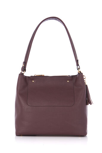 Oasis, RUBY HOBO Burgundy 0