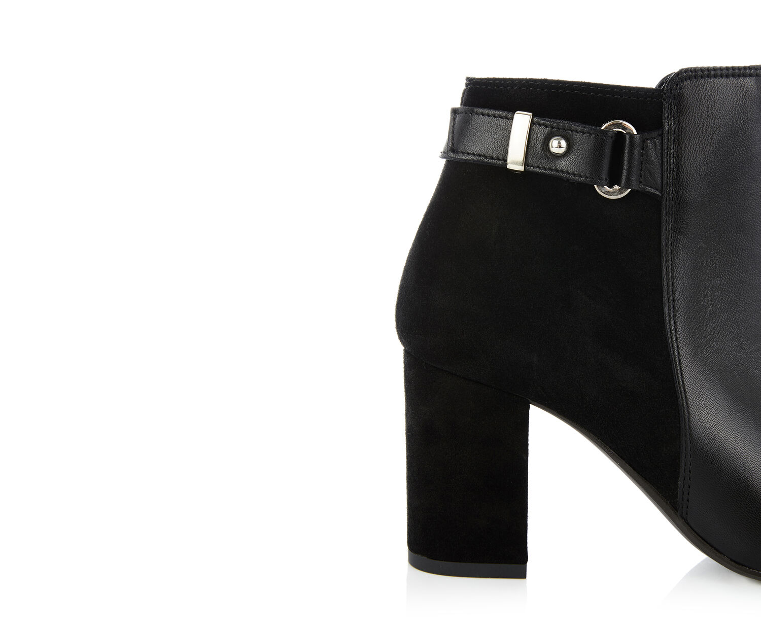 Oasis, FLO HIGH ANKLE BOOT Black 1