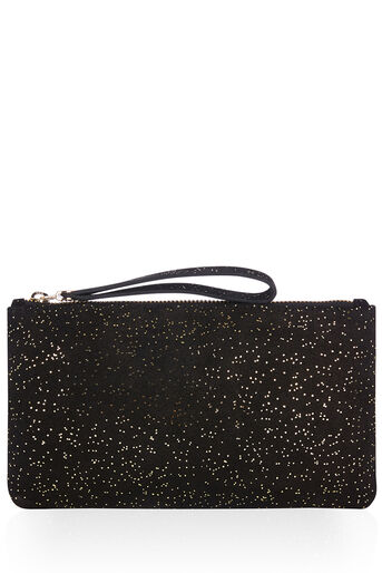Oasis, LEATHER LILY DOT PURSE Gold 0