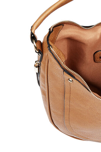 Oasis, ROS HOBO BAG Tan 4