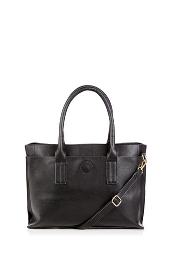 Oasis, THE POPPING OUT TOTE Black 0