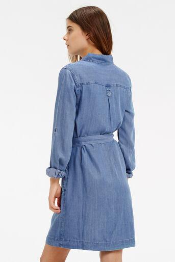 Oasis, Bertie Shirt Dress Denim 3
