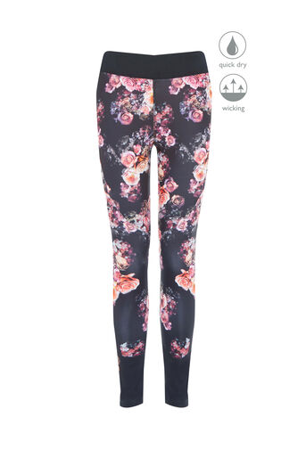 Oasis, PINEAPPLE BLOOM LEGGINGS Multi 0