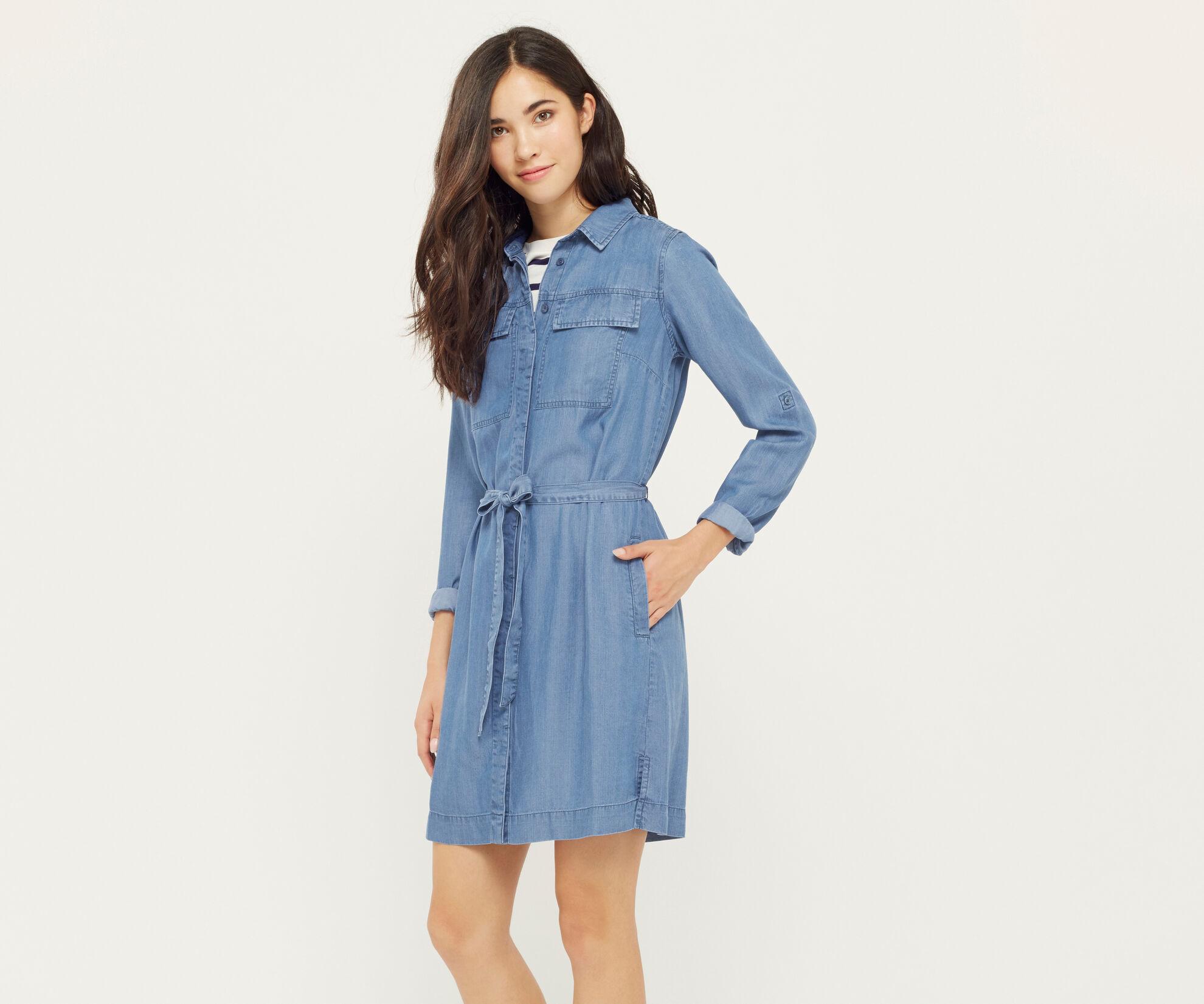 Oasis, Belinda denim dress Denim 1