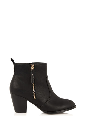 Oasis, ABIGAIL ANKLE BOOT Black 0