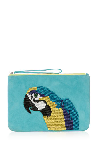 Oasis, MACAW CLUTCH Mid Blue 0