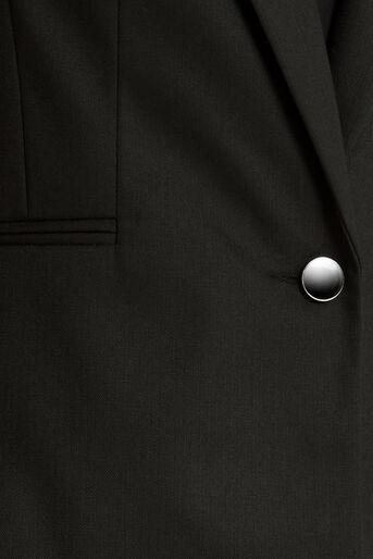 Oasis, Alba Workwear Jacket Black 4