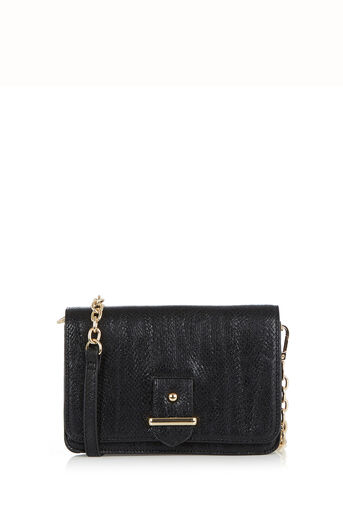 Oasis, Margo Cross-Body Bag Black 0