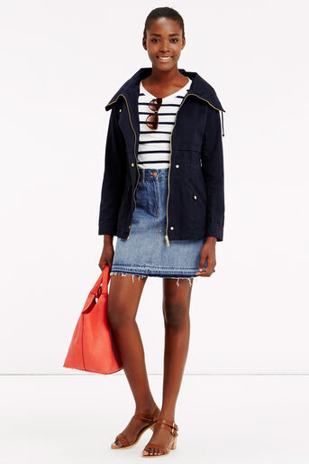 Oasis, Denim mini skirt Denim 2