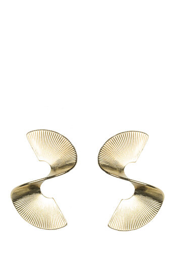 Oasis, TWISTED EARRING Gold 0