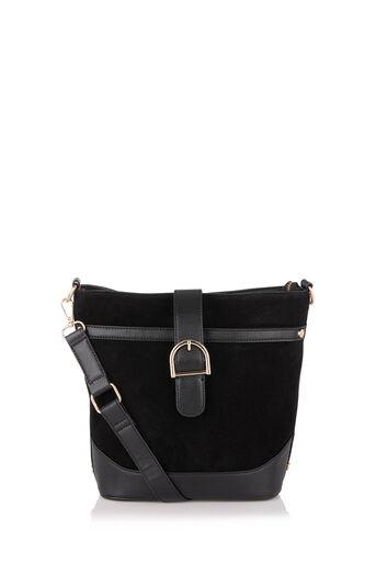 Oasis, ROSIE BUCKET BAG Black 0