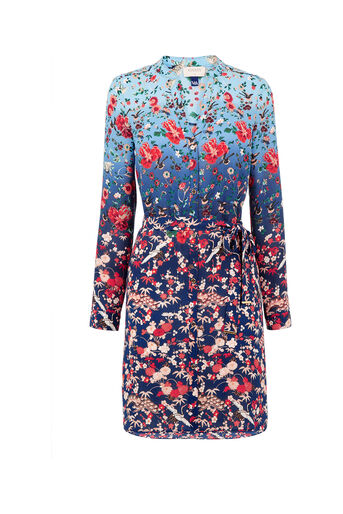 Oasis, V&A Shirt Dress Multi 0