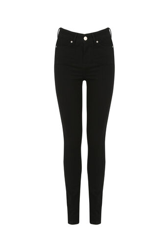 Oasis, Stiletto Skinny Jeans Black 0