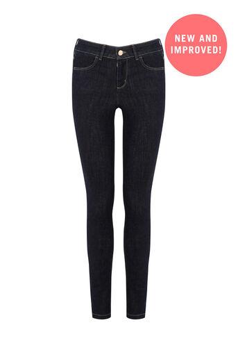 Oasis, Jade Classic Skinny Jeans Dark Wash 0