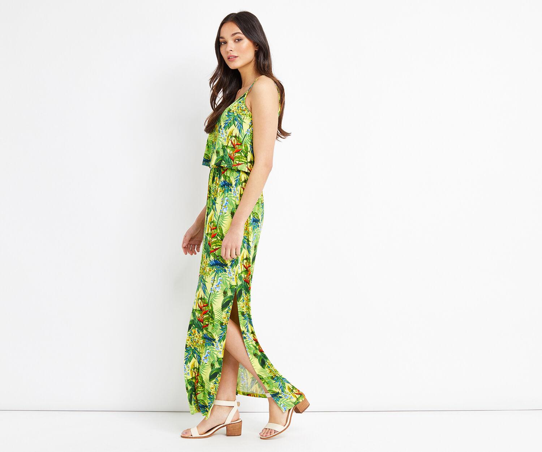 Oasis, tropical penang maxi Multi Yellow 1