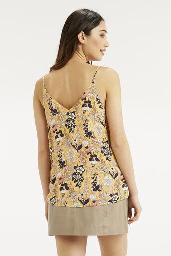 Oasis, Edie Floral Cami Multi Yellow 3