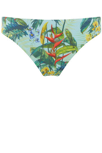 Oasis, Tropical penang bikini bottom Pale Green 0