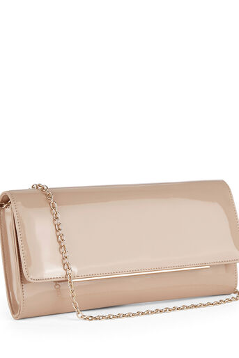 Oasis, CATHERINE CLUTCH BAG Mid Neutral 2