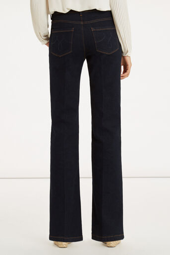 Oasis, Scarlet Bootcut Jeans Dark Wash 3
