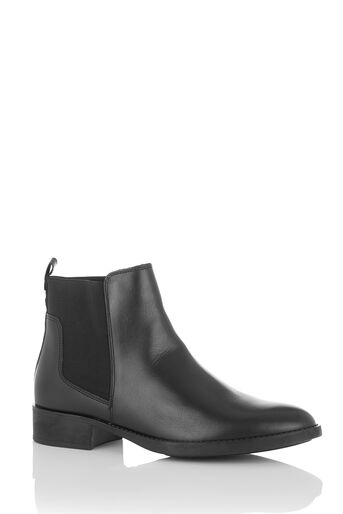 Oasis, AILEE ANKLE BOOT Black 0