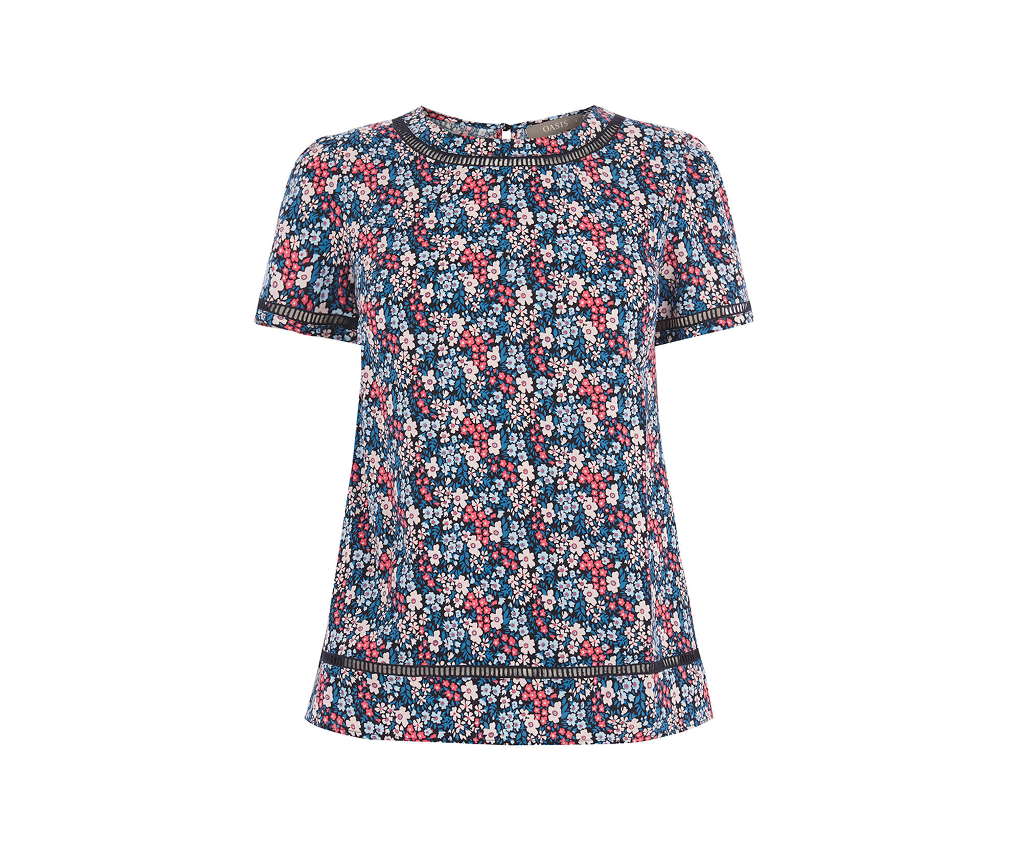 Oasis, Ditsy Scallop Shell Multi 0