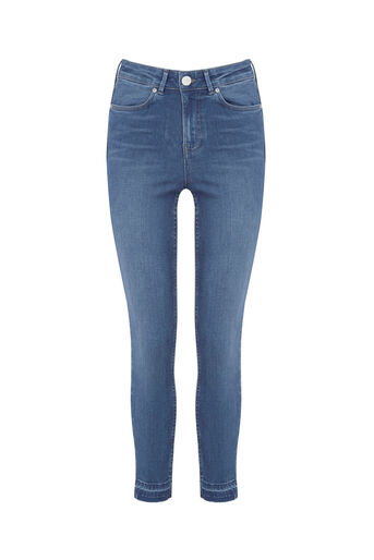 Oasis, Ankle Detail Lily Jean Denim 0