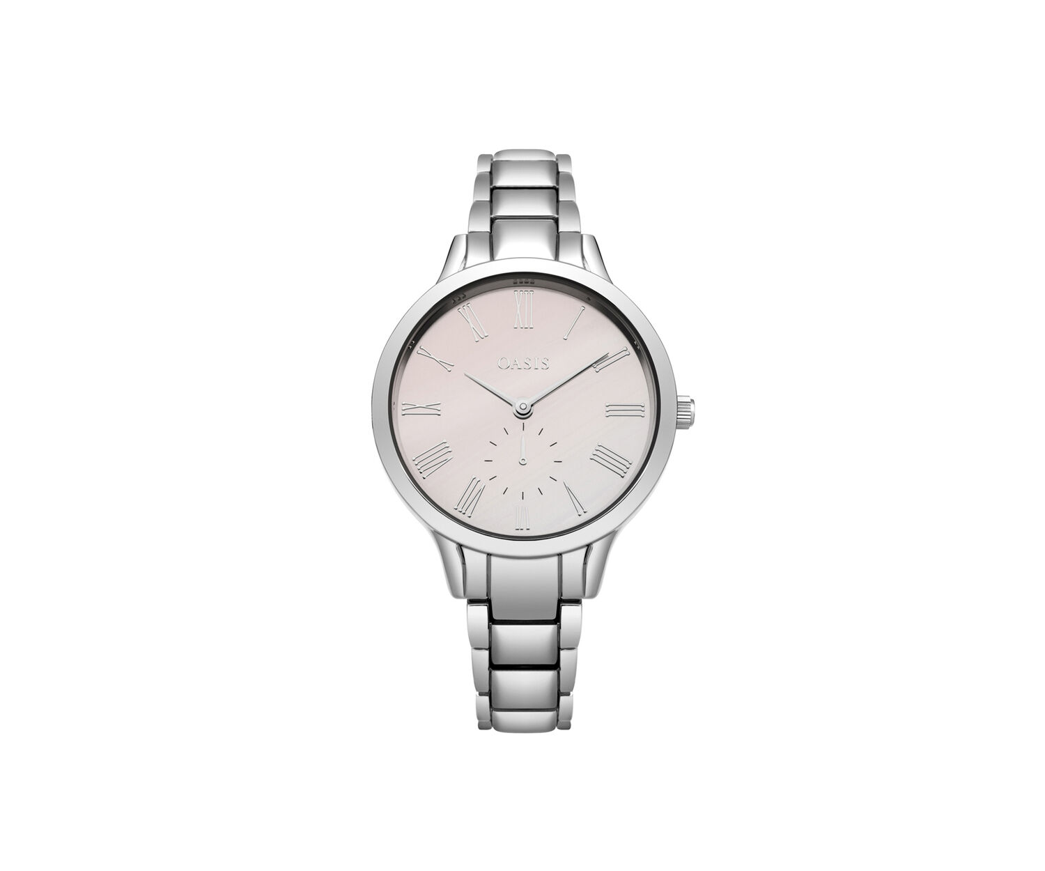 Oasis, PINK DIAL WATCH Mid Pink 1