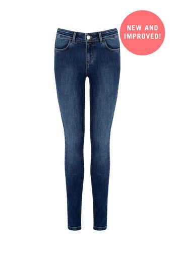 Oasis, Jade Classic Skinny Jeans Denim 0