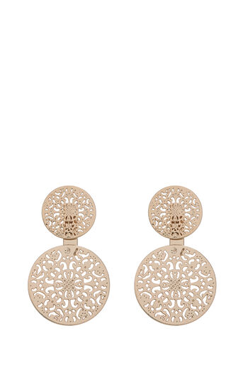 Oasis, FILIGREE UNDER-EAR EARING Gold 0