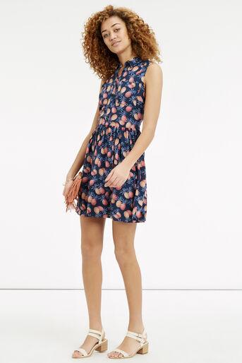 Oasis, Pineapple Shirt Dress Multi 2