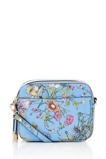 Oasis, HOT PENANG CAMERA BAG Multi Blue 0