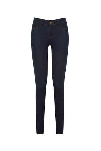 Oasis, Classic Skinny Jeans Dark Wash 0